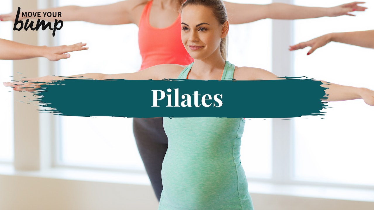 Pilates - All Trimesters