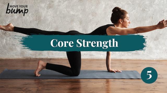 TTC - Core Strength Workout 5