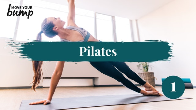 Total Body Mat Pilates Workout 1