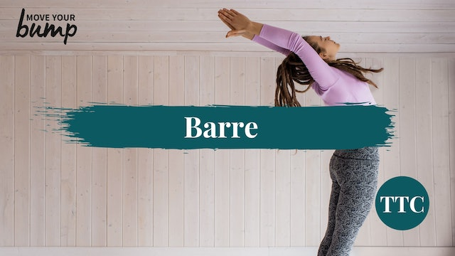 (TTC) Barre with Larie
