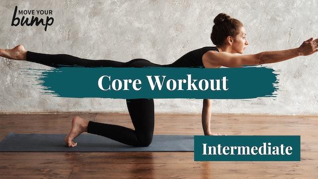 Intermediate Core Workout
