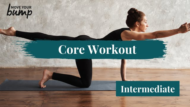 Intermediate Core Workout