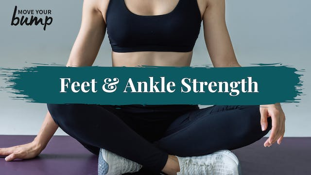 Feet and Ankle Strength