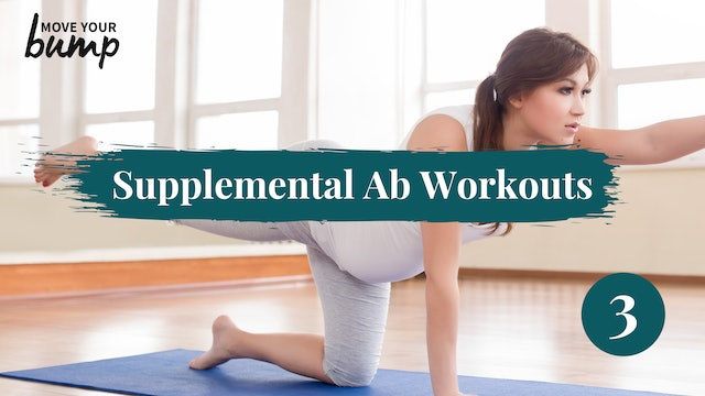 All Trimester Ab Workout 3