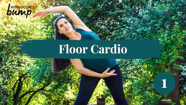 Floor Labor Training Cardio Workout (Coach Laurie)