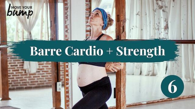 Barre Cardio & Strength 6