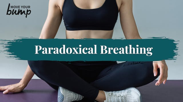 Paradoxical Breathing
