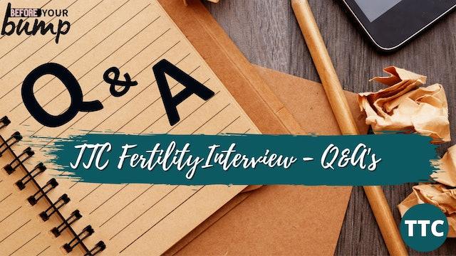 TTC Interview with Tara Brandner DNP, FNP-C, Fertility Coach
