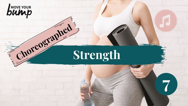 All Trimester Choreographed Strength Workout 7