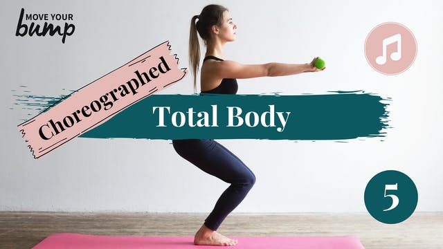 TTC/MOM Choreographed Total Body Focu...