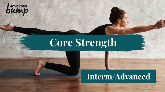 Core Strength (TTC Advanced)