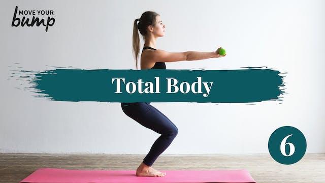 Total Body Circuit Workout 6