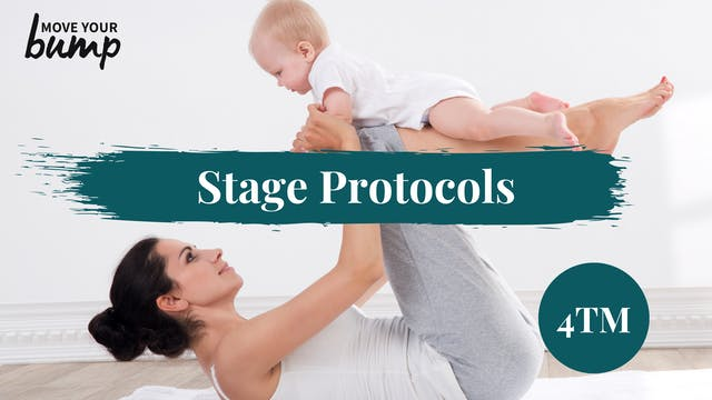 Stage Protocols for the 4TM Phase