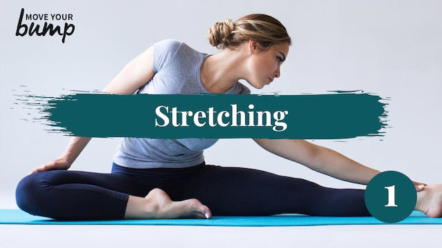 Stretch Routine 1