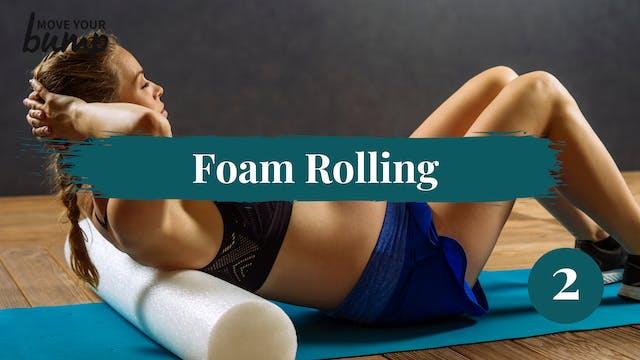 All Trimester - Foam Roll Workout 2