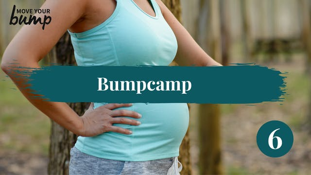 Bump Camp Workout 6 (Legs & Butt)