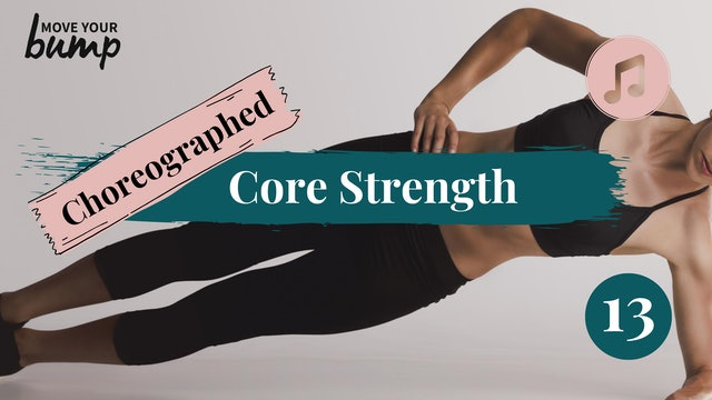 TTC/MOM Choreographed Strength Workout 13