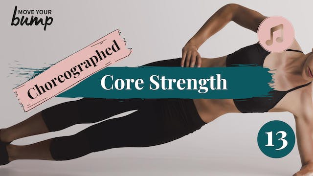 Choreographed Strength Workout #13