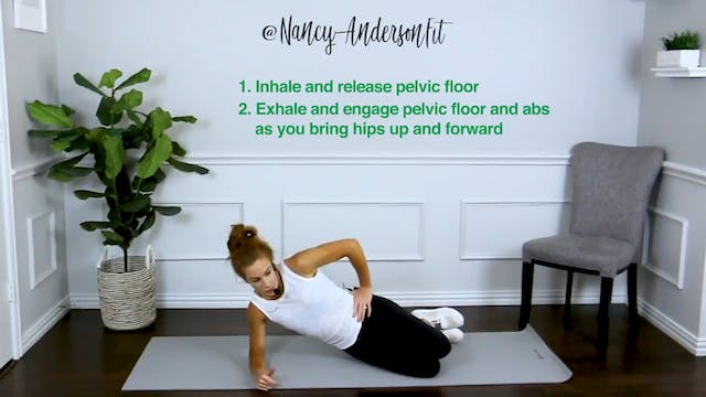 Side Lying Hip Raise
