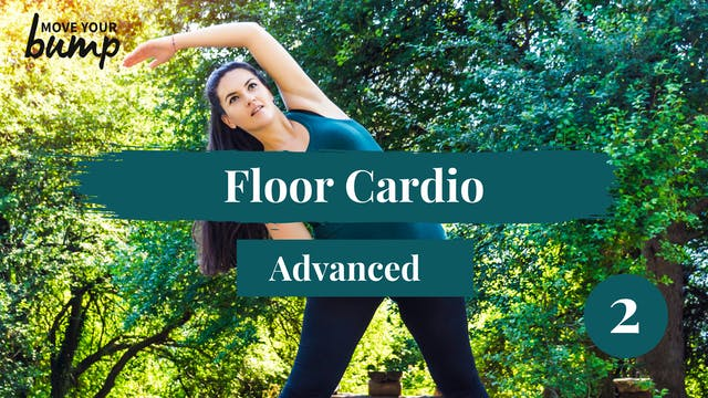 Floor Labor Training Cardio Workout (...
