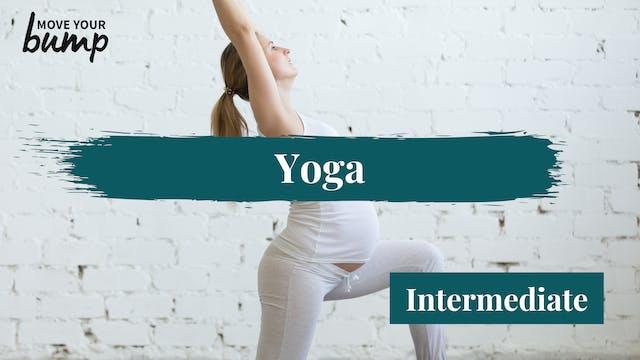 Yoga Flow Intermediate