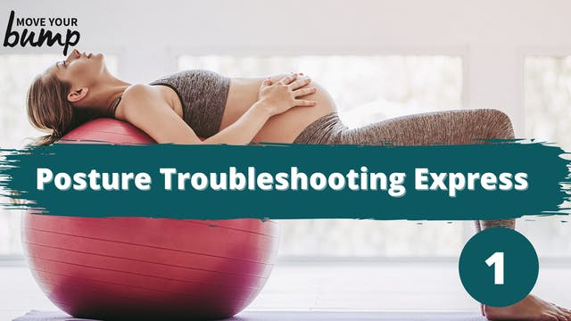 Posture Troubleshooting Express #1