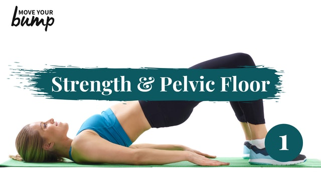 New! Post Natal Strength & Pelvic Floor Workout