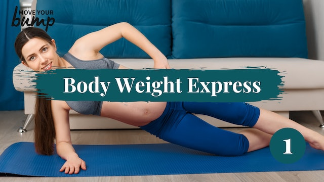 Body Weight Express Workout