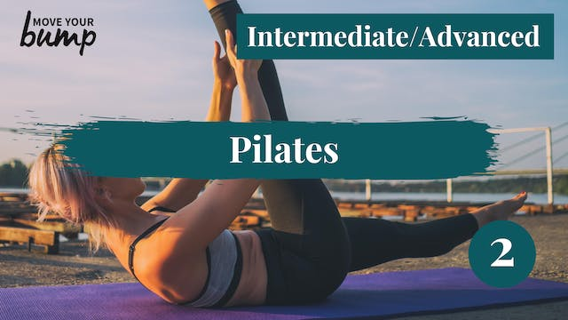 Bodyweight Pilates (Intermediate/Adva...