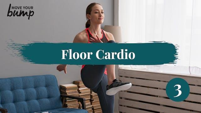 Floor Cardio Workout #3