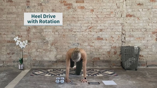 Core Strength Workout (Interm/Advanced)
