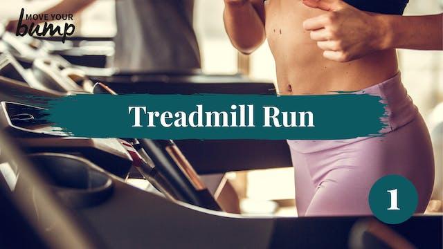 New! TTC/MOM Treadmill HIIT Workout (...