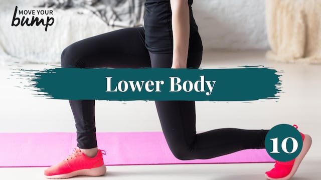 New! Lower Body Focus (Coach Lindsay) 10