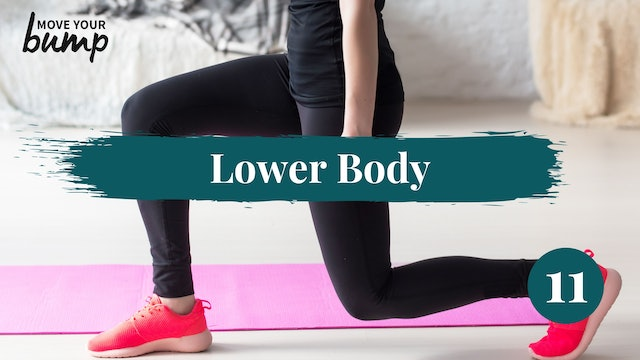 Lower Body Circuit Workout 11