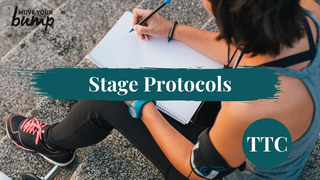 TTC - Stage Protocols