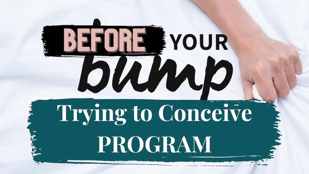 Welcome to BEFORE Your Bump
