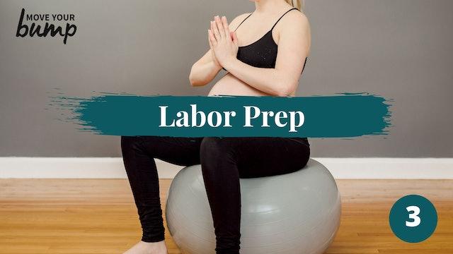 Labor Prep #3 C-section Focus