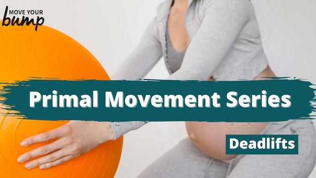 Primal Movement - Deadlifts