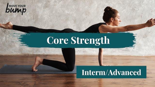Core Strength (TTC Intermediate/Advan...