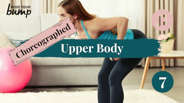 Choreographed Upper Body Workout #7