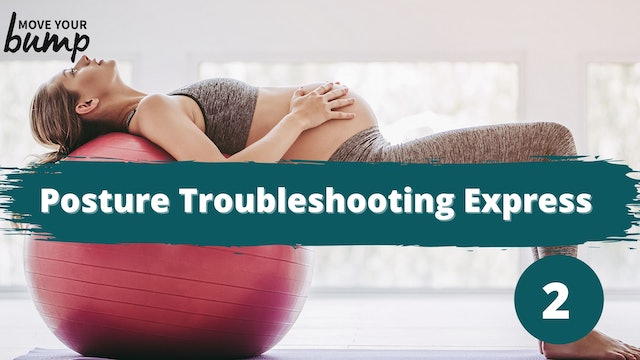 Posture Troubleshooting Express #2