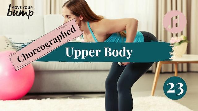 TTC/MOM Choreographed Upper Body Focus 23