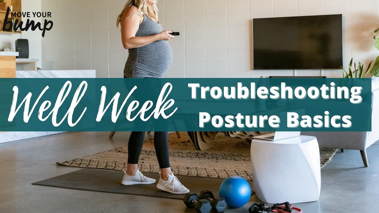 Troubleshooting Posture Basics