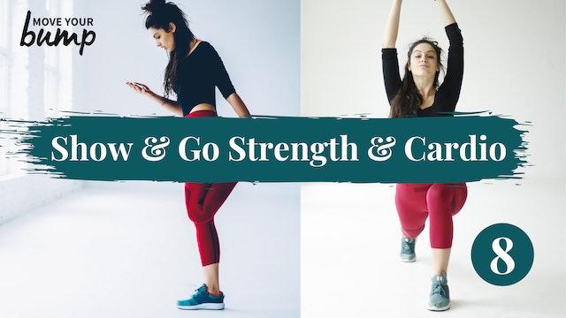 Strength & Cardio Workout 08