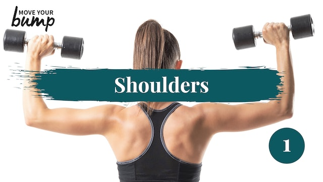 Tone Shoulders #1