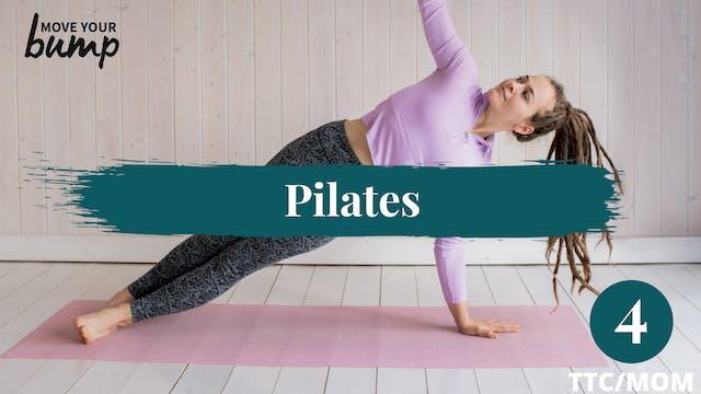 TTC Pilates #4 Total Body