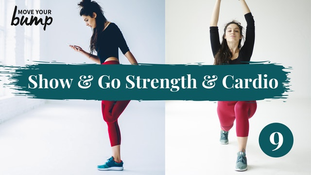 Strength & Cardio 09