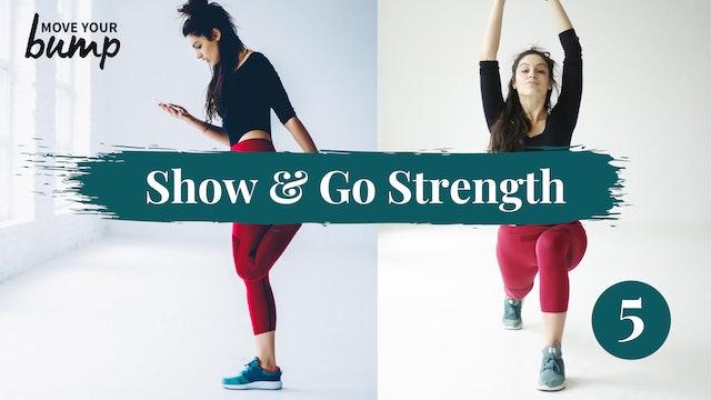 Strength Workout 05