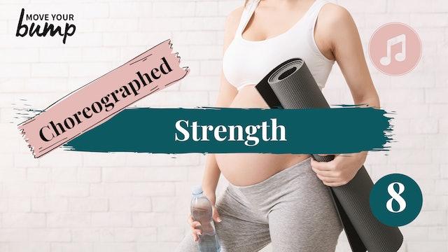 All Trimester - Choreographed Strength 8