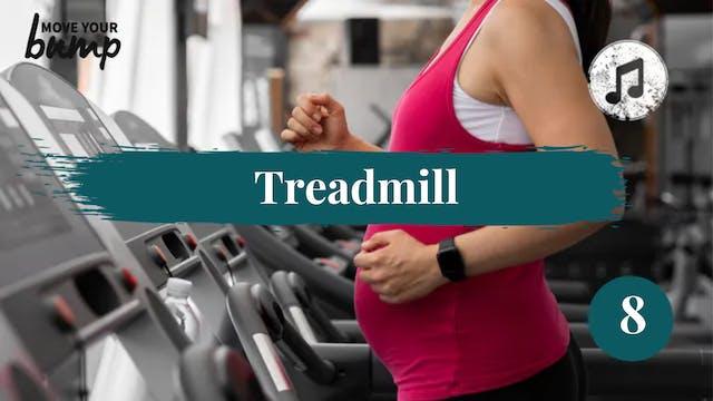 Treadmill Labor Training Cardio Worko...